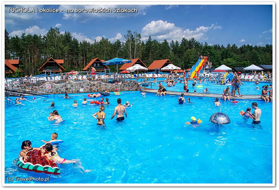 Fojutowo - baseny