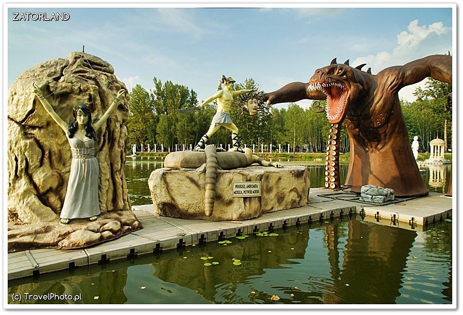 Zatorland - Park Mitologii