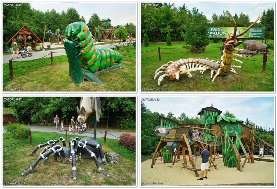 Zatorland - Park Owadów