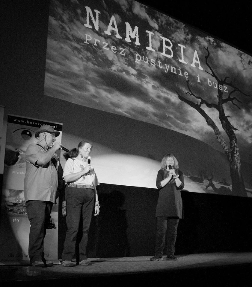 W 2018 roku byliśmy z Namibią! Fot.: Archiwum Festiwalu TERRA