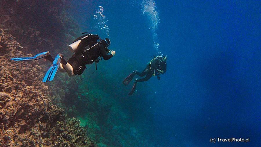 Nurkowanie w Sharm El Sheikh - Ras Umm Sid